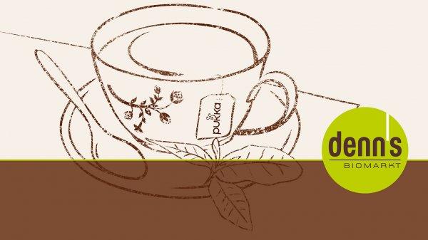 Gratis Tasse Detox-Tee im denn's Biomarkt - Gönn` Dir eine Auszeit!