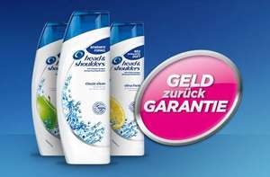 [GZG] Head & Shoulders gratis testen 01.02 - 10.04.2016