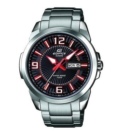 Casio Herren-Armbanduhr XL (EFR-103D-1A4VUEF) für 59,74€ bei Amazon.co.uk
