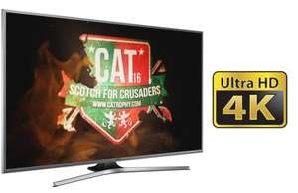 [CH] Samsung UE60JU6870UXZG 60-Zoll-UHD-LED-Fernseher
