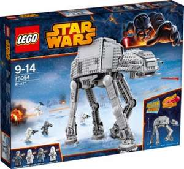 [Vedes Thüringenpark Erfurt] Lego Star Wars 75054 AT-AT