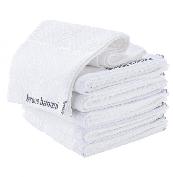 [mömax.de] Bruno Banani Handtuchset 4x - 50x100 cm für 13,95€ oder 6x - 50x100 cm für 18,95€ inkl. Versand