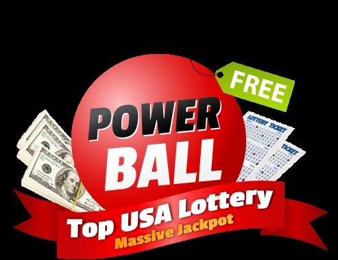 Tippschein beim Powerball Rekord-Jackpot (1,2 Milliarden Euro)