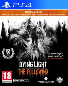 Dying Light - The Following - Enhanced Edition Playstation 4 & Xbox One 59,99 € / PC 49,99 € inkl. Kostenlosem Versand