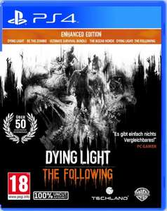 [HD Gameshop.at] Vorbestellung: Dying Light The Following (100% Uncut) - Enhanced Edition PS4 & Xbox One versandkostenfrei