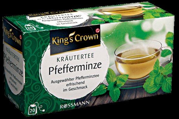 [ROSSMANN] Kostenlose Packung Tee via COUPIES