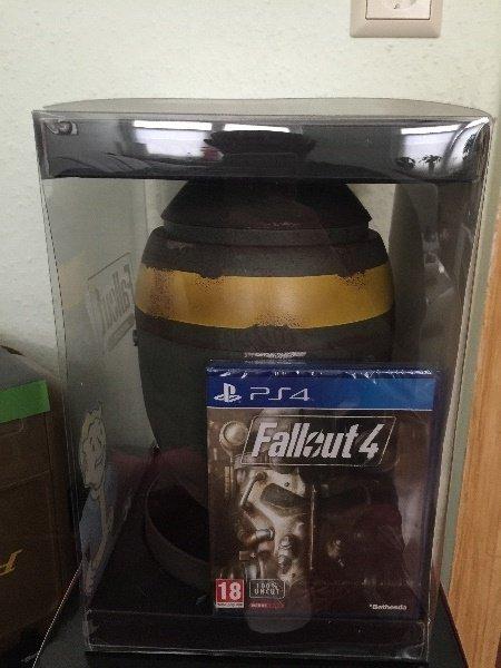 "Fallout 4 ""Bomb Edition"" PS4/Xbox One für 104,99 € - Wieder verfügbar!!!"