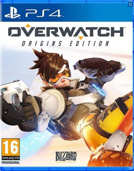 Vorbestellung: Overwatch Origins Edition PS4/XBO 63,90 € / PC 53,90 € inkl. VK - Bestpreis!