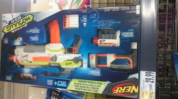 [Lokal Heidelberg Kaufland] Nerf N-Strike Elite XD Modulus Blaster