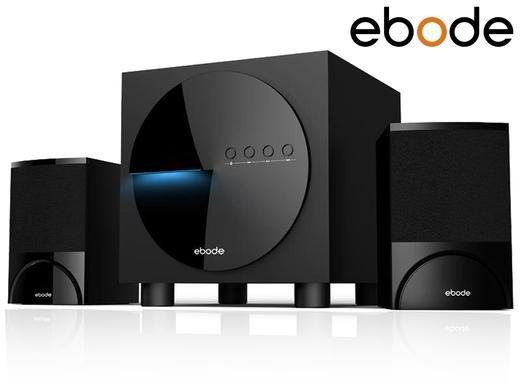 [ibood] Ebode BTS21 Bluetooth 2.1 Lautsprecher-Set statt 98,40€ [AUSVERKAUFT]