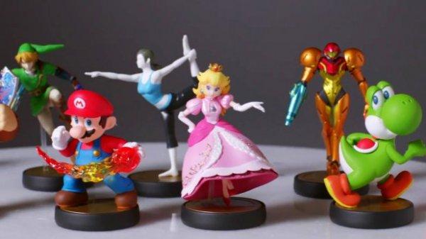 Nintendo Amiibo's (verschiedene Modelle) zum Bestpreis (ab 7,99 €)