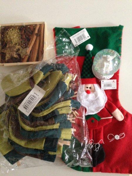 Weihnachtsartikel und Sonnenschutzmittel bei Budni in HH Alsterdorf stark reduziert