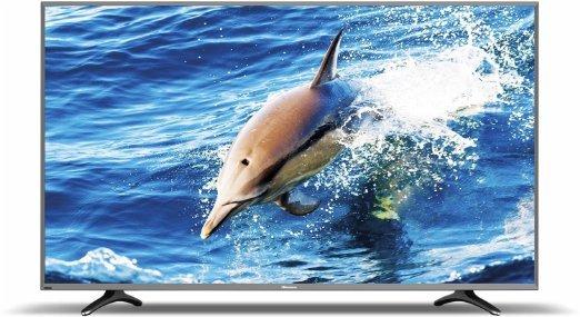 Hisense LTDN50K321UWTSEU SmartTV 126cm 50 Zoll LED UHD 800Hz A DVB-T/C/S2 (Grau) für 589€@INNOVA24