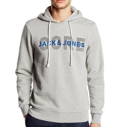 Jack & Jones Kapuzenpullover ab 10,38€ bei Amazon Prime