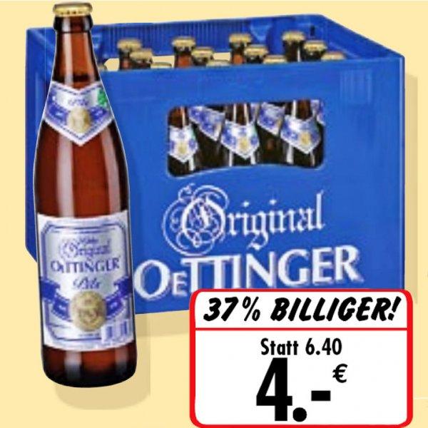 [Kaufland BUNDESWEIT] Kasten Oettinger für nur 4,00 €
