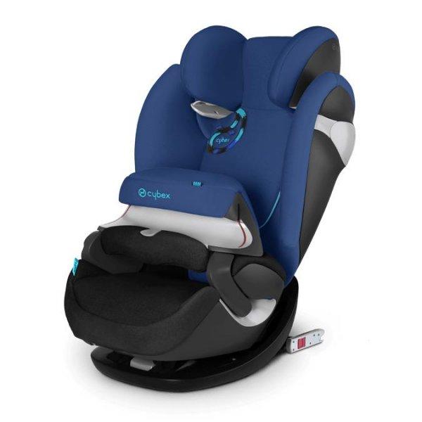 [MyToys/Neukunden] Auto-Kindersitz Pallas M, True Blue, 2015 - blau