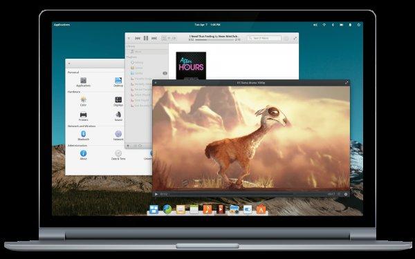 Elementary OS 0.3.2