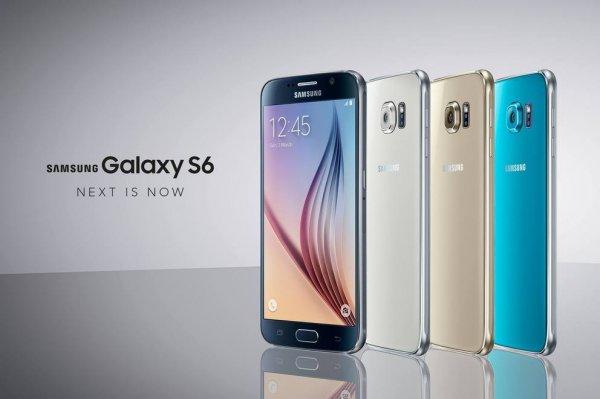 (LOKAL Saturn Saarbrücken) Samsung Galaxy S6  für 399€