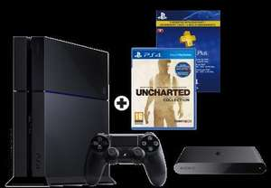( Schweiz )Media Markt: Sony PlayStation 4 500GB Uncharted Bundle für 349CHF
