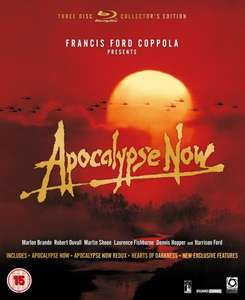 Apocalypse Now - Full Disclosure (inkl. Apocalypse Now / Apocalypse Now Redux / Hearts of Darkness) [Blu-ray] [Deluxe Edition] OT @zavvi.de