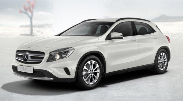 Mercedes-Benz GLA 200d Style für 199€ im Gewerbeleasing 18 Monate 15000 km