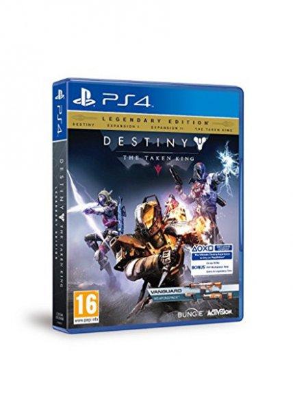 [base.com] Destiny: König der Besessenen - Legendäre Edition (PS4) für 28,04€ inkl. Versand