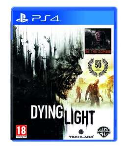 Dying Light Be The Zombie Edition PS4
