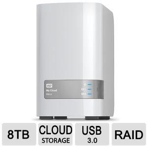 (MediaMarkt Wuppertal) WD My Cloud Mirror Persönlicher Cloud-Speicher 8TB! (8,9 cm (3,5 Zoll), Doppellaufwerk, NAS) für 333€