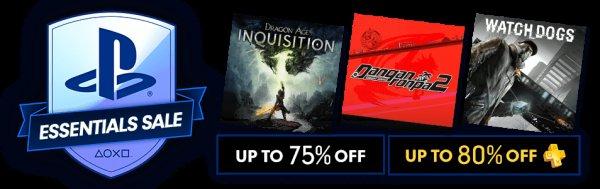 """CA PSN Store """"Essentials Sale"""" z.B. Project Cars (PS4) 12,90€"""