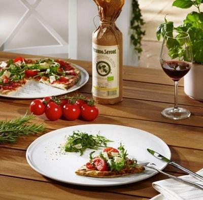 4 x Villeroy & Boch Vivo New Fresh Pizza- oder Pastateller für 18,95 € @ mömax.de