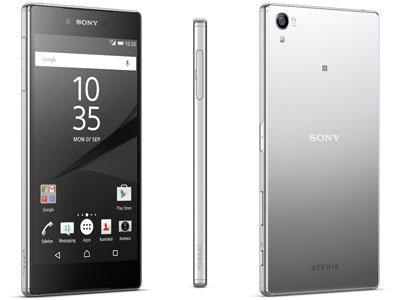 Sony Xperia Z5 Premium + Huawei Media Pad T1 10 LTE + O2 Blue All In L