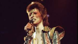 "David Bowie Konzertfilm  ""Ziggy Stardust and the Spiders from Mars"" in der RBB-Mediathek"