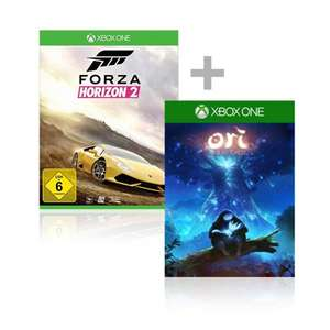 Forza Horizon 2 + Ori and The Blind Forest (Xbox One) für 36,90€ bei Comtech