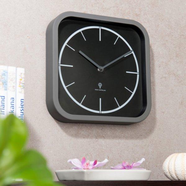 [ALDI Nord] Funkwanduhr - sehr gutes Funkuhrwerk - Geschenkidee 9,99€