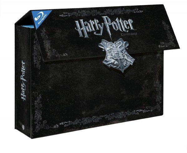 [Amazon.fr] Harry Potter Hogwarts Box Blu-ray (11 Discs) für 30,29€
