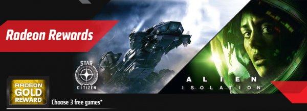 Raptr (AMD) Sweeptakes - mit ein wenig Glück, Top-Spiele gewinnen...