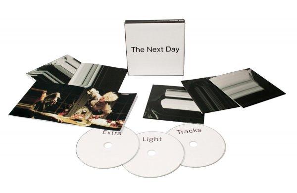 David Bowie - The Next Day (Collectors Edition) für 6,99€ bei Media Markt