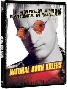 Natural Born Killers - Limited Edition Steelbook (Blu-ray) für 11,87€ bei Zavvi.com