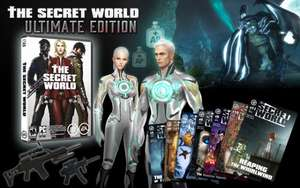 [Steam] The Secret World: Ultimate Edition - Midweek Madness
