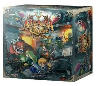 [buecher.de] Arcadia Quest Brettspiel zum Bestpreis