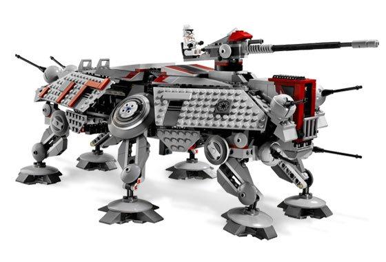 Lego Star Wars - 7675 - AT-TE Walker; 299,95 € VSK-frei@ebay.de