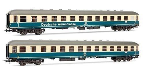 [Amazon] Rivarossi HR4180 - 2-teiliges Salonwagenset Deutsche Weinstraße der DB 59,54€ inkl. Versand