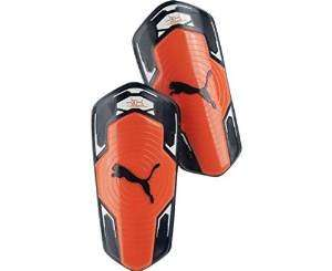 PUMA Schienbeinschoner EVO Power 5 - Größen S, M, L - Links in der Beschreibung / Größe L,  Preis: nur 4,36 € bei Amazon PlusProdukt