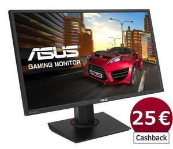 """ASUS MG278Q Monitor 27"""" (WQHD, Freesync,144hz) für 449,90€ + 25€ Cashback bei Alternate (ebay)"""