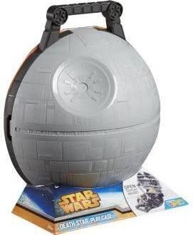 Hot Wheels Star Wars Todesstern Spielkoffer