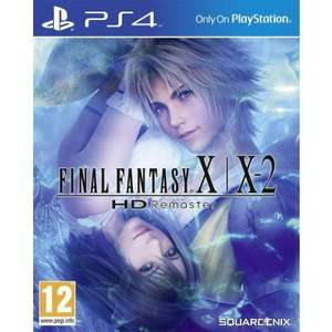 [thegamecollection.net] Final Fantasy X/X-2 HD Remaster (PS4) für 26,- € inkl. Versand