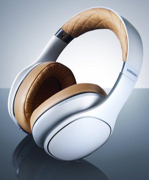 [Amazon] Samsung EO-AG900BWEGWW Premium Bluetooth Over-Ear-Kopfhörer weiß mit NC - wieder verfügbar