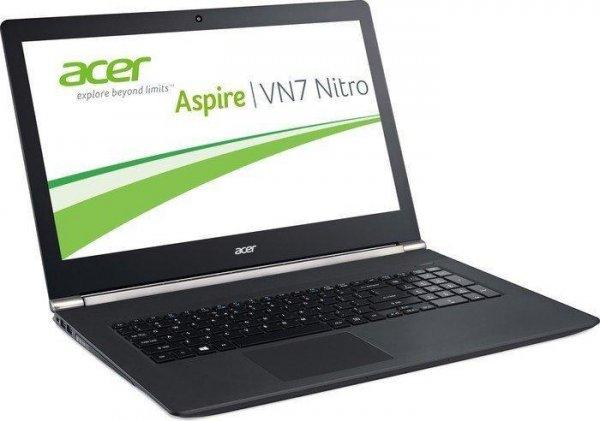 Acer Aspire V Nitro VN7-791G-51V3 mit i5-4210H (2x 2.90GHz), GTX 960M, 8GB RAM, 1TB SSHD, 17,3 Zoll Full-HD IPS Bildschirm, beleuchtete Tastatur, Windows für 849€ bei Alternate
