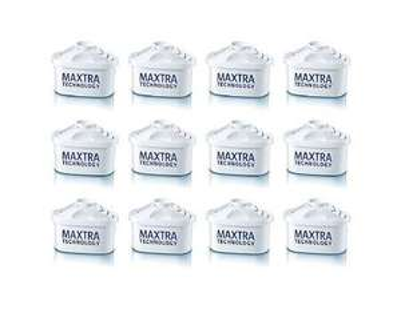 Brita Maxtra 12 Kartuschen,  Tischwasserfilter für 39,95€ @ Allyouneed