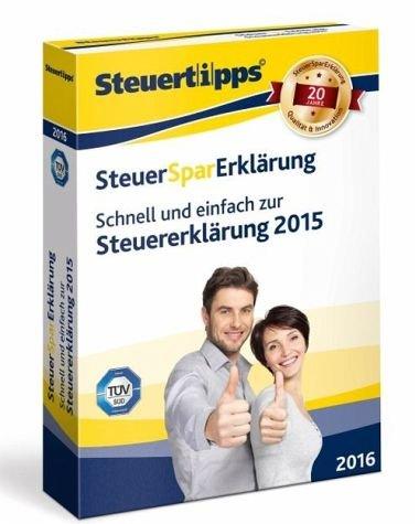 [buecher.de] Steuer-Spar-Erklärung 2016 für 22,22€ // jetzt 19,95€ direkt beim Verlag